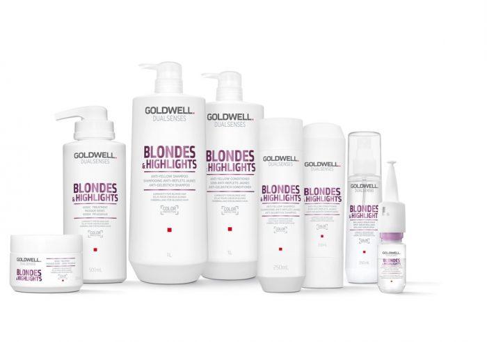 DUALSENSES BLONDES & HIGHLIGHTS Сенсуалирование для осветленных и мелированных волос