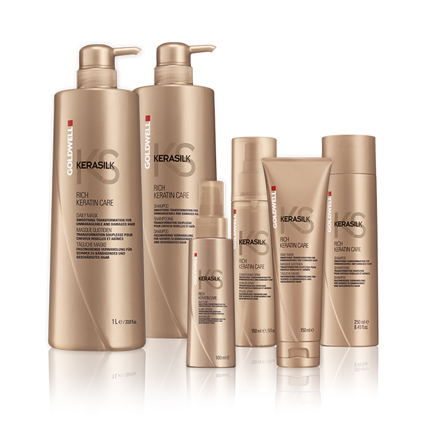 RICH KERATIN CARE prv